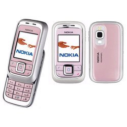 Корпус для Nokia 6111 (CD000165) (розовый)