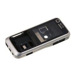 Корпус для Nokia 6120 Classic (CD002394) (черный)