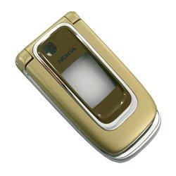 Корпус для Nokia 6131 (CD003892) (золотистый)