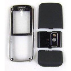Корпус для Nokia 6233 без средней части (CD002891) (черный)