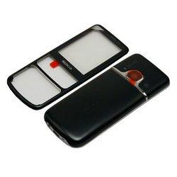 Корпус для Nokia 6700 Classic со средней частью (CD004517) (черный)