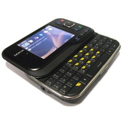 Корпус для Nokia 6760 Slide (CD014678) (черный)