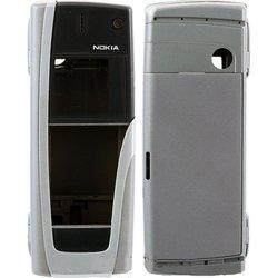 Корпус для Nokia 9500 без средней части (GD000288) (черный)