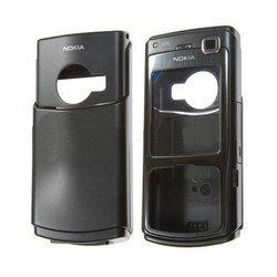 Корпус для Nokia N70 (CD000272) (черный)