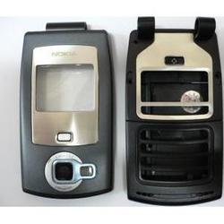Корпус для Nokia N71 (CD000222) (черный)