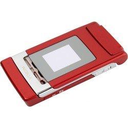 Корпус для Nokia N76 (GD000298) (красный)