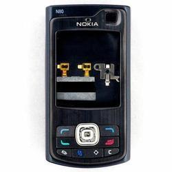 Корпус для Nokia N80 (CD000230) (черный)