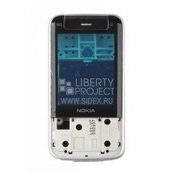 Корпус для Nokia N81 (CD001698) (черный)