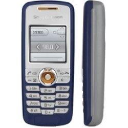 Корпус для Sony Ericsson J230 (MI000326) (синий)