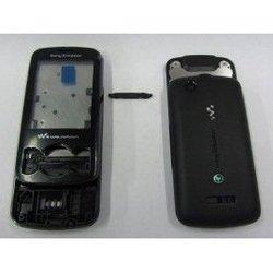 Корпус для Sony Ericsson Spiro W100 (CD128199) (черный)