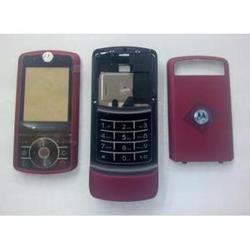 Корпус для Motorola Z3 (CD001084) (красный)