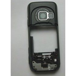 Средняя часть корпуса для Nokia N73 (R0002265) (черный)