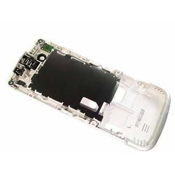 Задняя панель корпуса для Nokia C3-01 в сборе (CD124710) (серебристый)