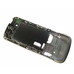 Задняя панель корпуса для Nokia C3-01 в сборе (CD124711) (серый)