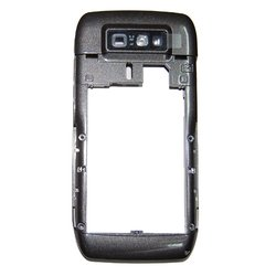 Задняя панель корпуса для Nokia E71 (CD124776) (черный)