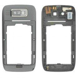 Задняя панель корпуса для Nokia E72 (CD124787) (серый)