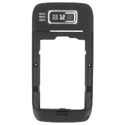 Задняя панель корпуса для Nokia E72 (CD124790) (черный)