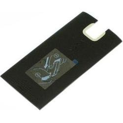Крышка аккумулятора для Nokia X3-00 (CD124004) (черный)