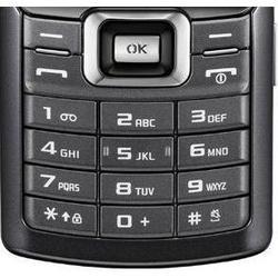 Клавиатура для Samsung C5212 (CD014975) (черный)