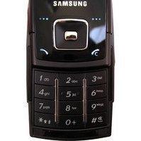 Клавиатура для Samsung E900 (CD004785) (черный)