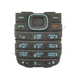 Клавиатура для Nokia 1208 (CD126102) (чёрный)