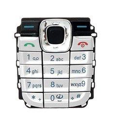Клавиатура для Nokia 2610 (CD000255) (серебристый)