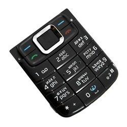 Клавиатура для Nokia 3110 Classic (CA000817) (черный)