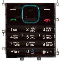 Клавиатура для Nokia 5000 (CD001636) (черный)