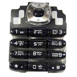 Клавиатура для Nokia 6030 (CD003595) (черный)