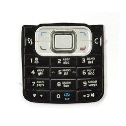 Клавиатура для Nokia 6120 Classic (CD000367) (черный)