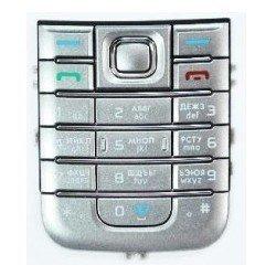 Клавиатура для Nokia 6233 (CD001235) (серый)