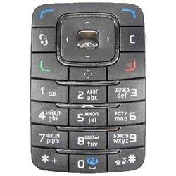 Клавиатура для Nokia 6290 (CD000365) (черный)