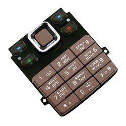 Клавиатура для Nokia 6300 (CD001431) (коричневый)