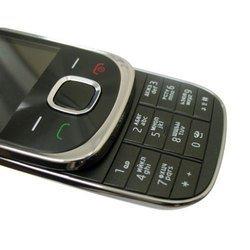 Клавиатура для Nokia 7230 (CD012460) (черный)