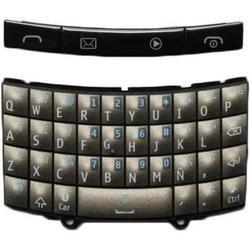 Клавиатура для Nokia Asha 303 (CD124508) (черный/серый)