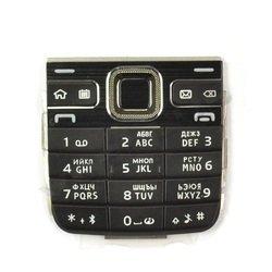Клавиатура для Nokia E52 (CD123202) (черный)