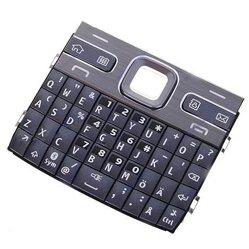 Клавиатура для Nokia E72 (CD011635) (черный)