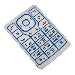 Клавиатура для Nokia N76 (CD000340) (синий)