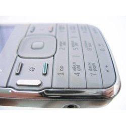 Клавиатура для Nokia N79 (CD002311) (серый, стальной)