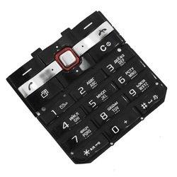 Клавиатура для Sony Ericsson G502 (CD003937) (черный)