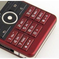 Клавиатура для Sony Ericsson G900 (CD123985) (красный)