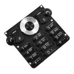 Клавиатура для Sony Ericsson W302 (CD004779) (черный)