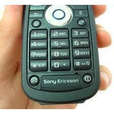 Клавиатура для Sony Ericsson Z710 (CD003638) (черный)
