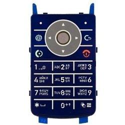Клавиатура для Motorola K1 (CD001838) (синий)