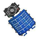 Клавиатура для Motorola Z3 (CD004786) (синий)
