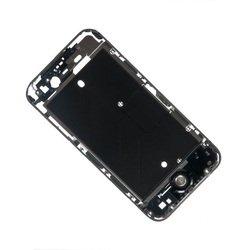 Средняя часть корпуса для Apple iPhone 4S (CD120942) (черный)