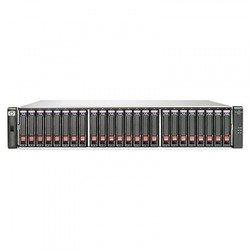 Дисковый массив HP P2000 G3 MSA FC/iSCSI Dual Combo Controller (AW567B)