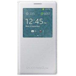 Чехол-книжка для Samsung Galaxy Note 3 Neo N7500, N7505 (EF-CN750BWEGRU S-View) (белый)