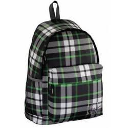 Рюкзак All Out (Luton Forest Check 00129225) (черный, зеленый)