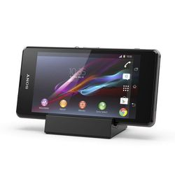 Док-станция для телефона Sony Xperia Z1 compact (Sony DK32) (черный)